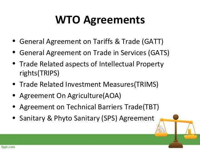 the world trade organizations The world trade organization (wto) sets the global rules of trade but what exactly does it do and why do so many oppose it.