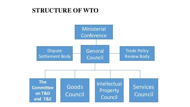 role of wto in international trade Trade and investment disputes: the role of economists  the use of economics in international trade and investment disputes, cambridge  wto trade disputes, big.