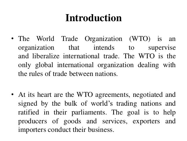 disadvantages of wto in indian economy India's big wto mistake the modi government needs to demonstrate that it is committed to a pro-reform and pro-business agenda its play at the wto was a step back.