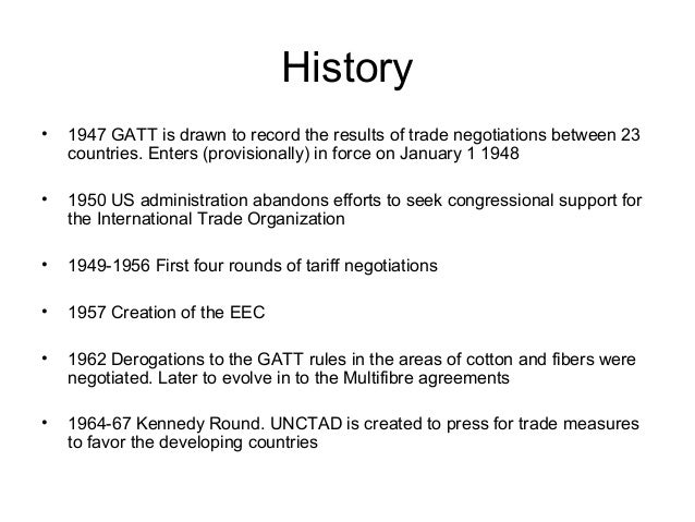 an introduction to the history of the nafta History early era david ricardo the  [citation needed] since the 1970s, us governments have negotiated managed-trade agreements, such as the north american free trade agreement (nafta) in the 1990s, the  ecuadorian president rafael correa has denounced the sophistry of free trade in an introduction he wrote for a book titled.