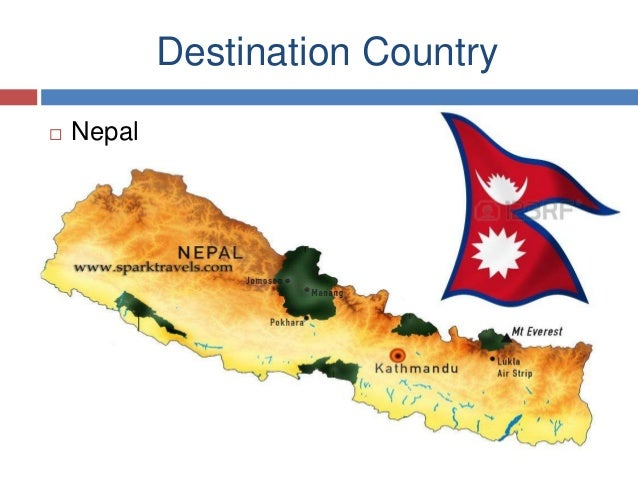 Expansion Of Business In Nepal - What country is nepal in