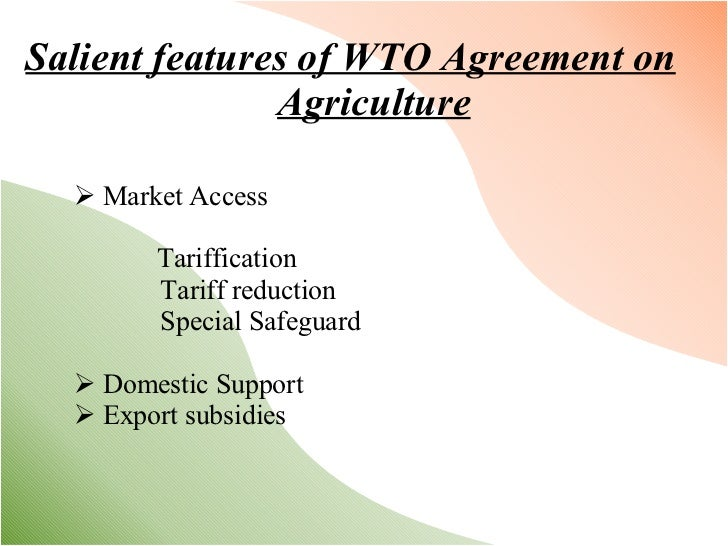 The Salient Features of Indian Economy