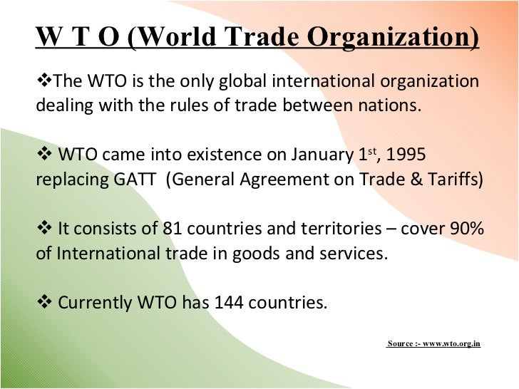 world trade organization and norway Firms scanning the world market for opportunities to diversify products, markets and suppliers, and trade support institutions (tsis) setting priorities in terms of trade promotion, sectoral performance, partner countries and trade development strategies must have detailed statistical information on international trade flows in order to utilize resources effectively.