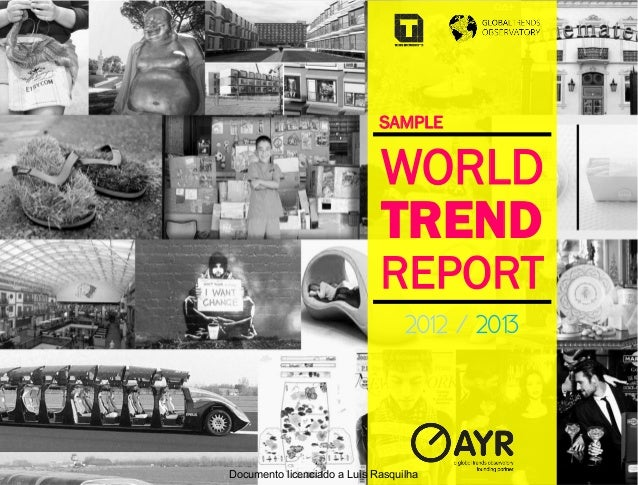 SAMPLE                             WORLD                             TREND                             REPORT             ...