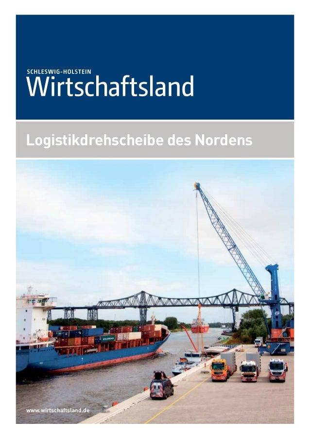 Logistikdrehscheibe des Nordens www.wirtschaftsland.de