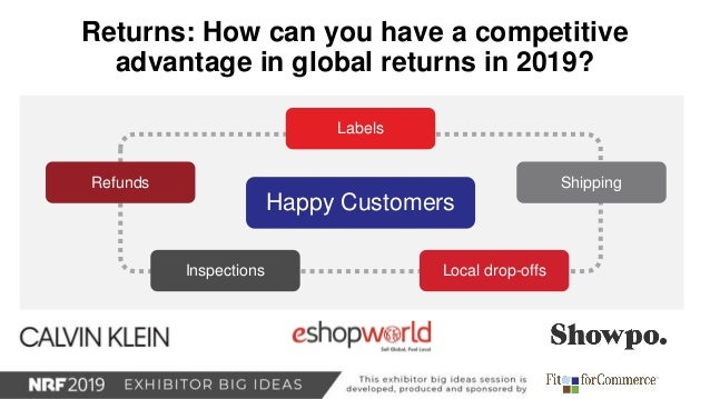 2019 Global Shopper Expectation: How Calvin Klein & Showpo are winnin…