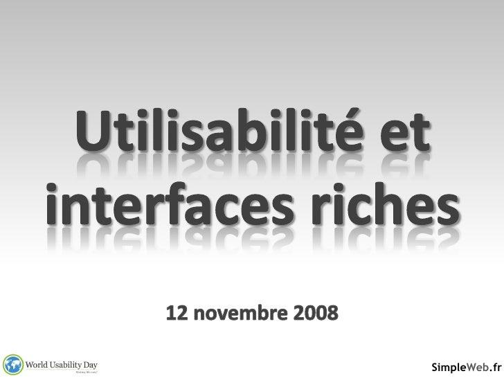 SimpleWeb.fr