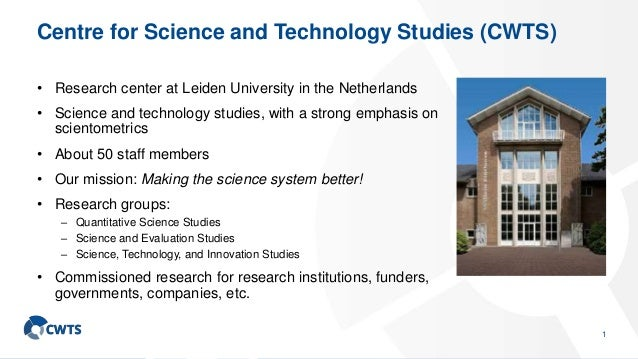 A scientometric perspective on university ranking Slide 2