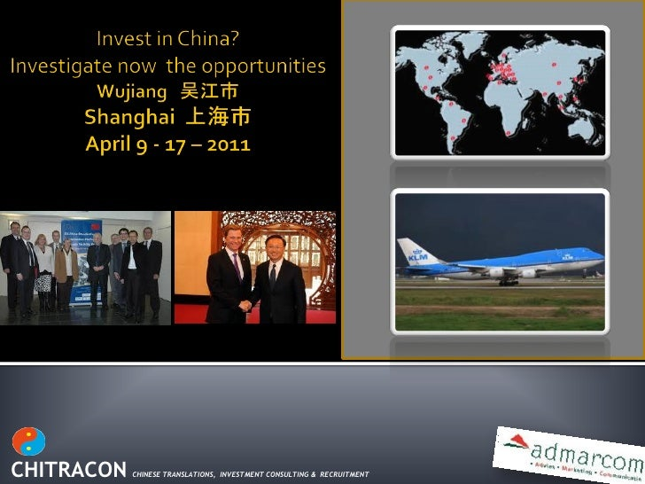 CHITRACON   CHINESE TRANSLATIONS, INVESTMENT CONSULTING & RECRUITMENT