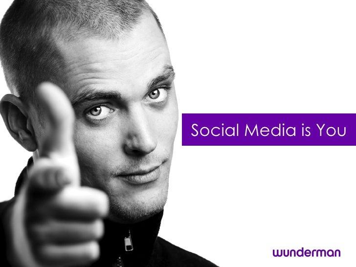 Social Media is You