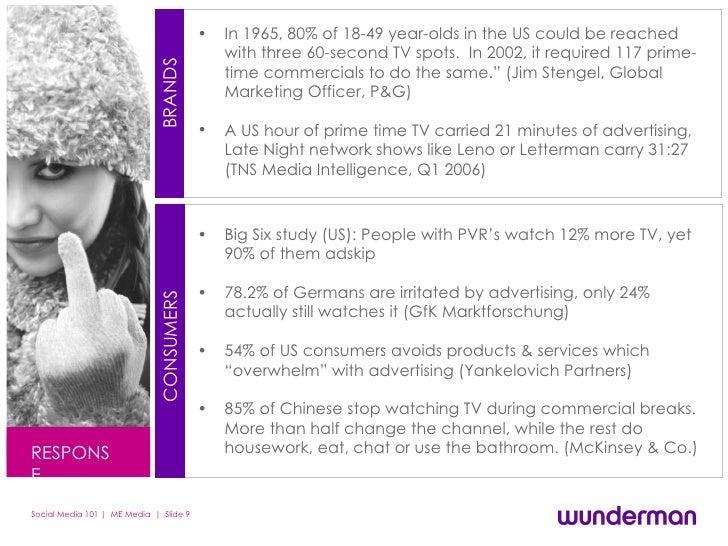 <ul><li>Big Six study (US): People with DVRs watch 12% more TV, yet 90% of them ad-skip </li></ul><ul><li>78.2% of Germans...