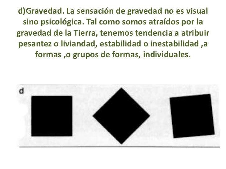 El campo visual de una imagen gráfica es menos difuso. Selimita a los confines de un plano gráfico y a las dosdimensiones ...