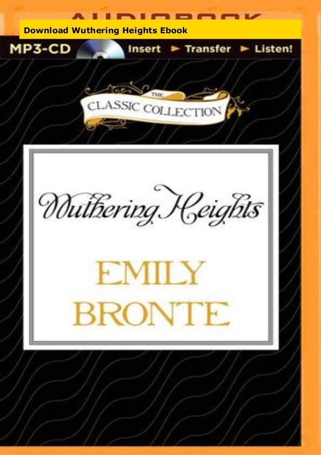 Download Wuthering Heights Ebook