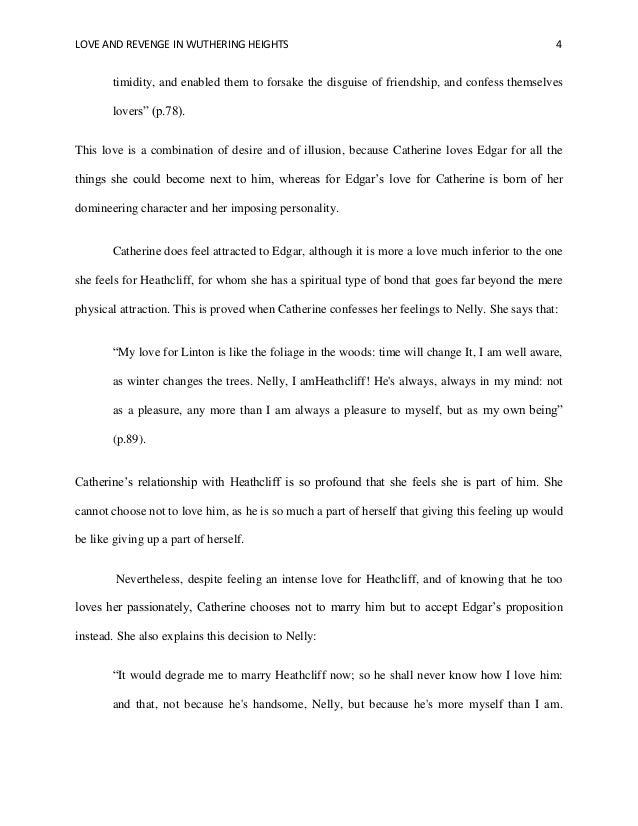 wuthering heights analysis pdf