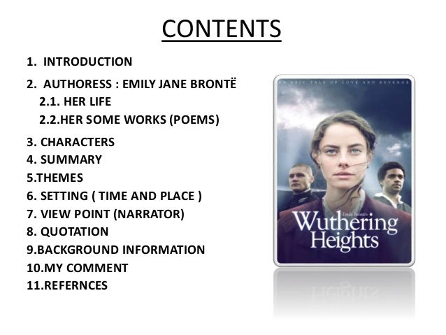 Wuthering Heights Characters & Analysis
