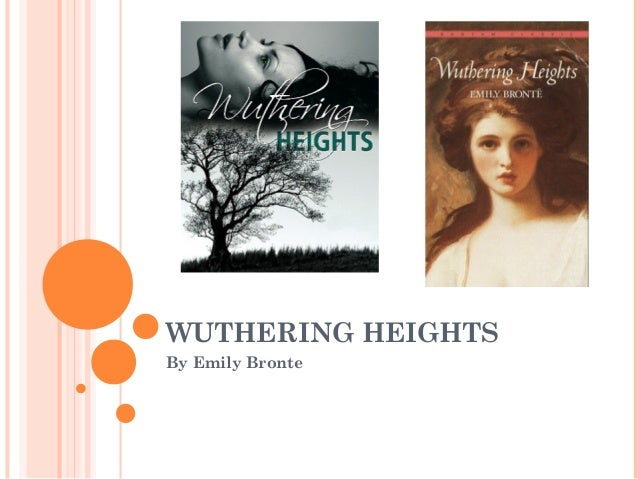 A literary analysis of revenge in wuthering heights by emily bronte