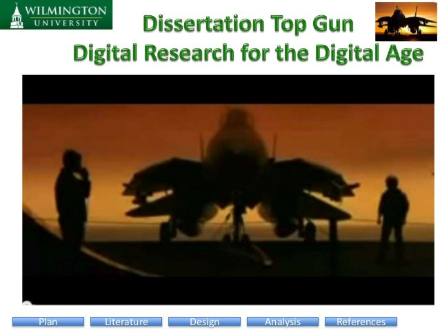 digital dissertation Access the proquest digital dissertations & theses database on the find articles & more page or the find dissertations page.