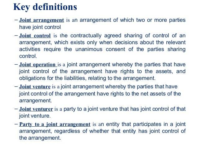 IFRS 11 JOINT ARRANGEMENTS PDF