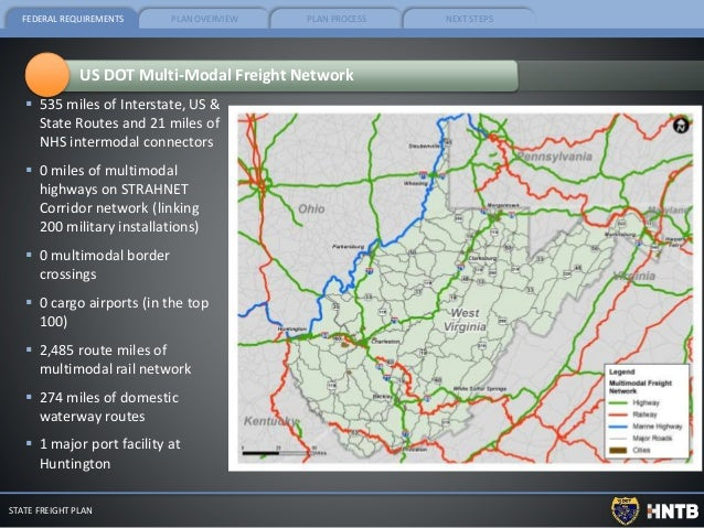 freight network 8