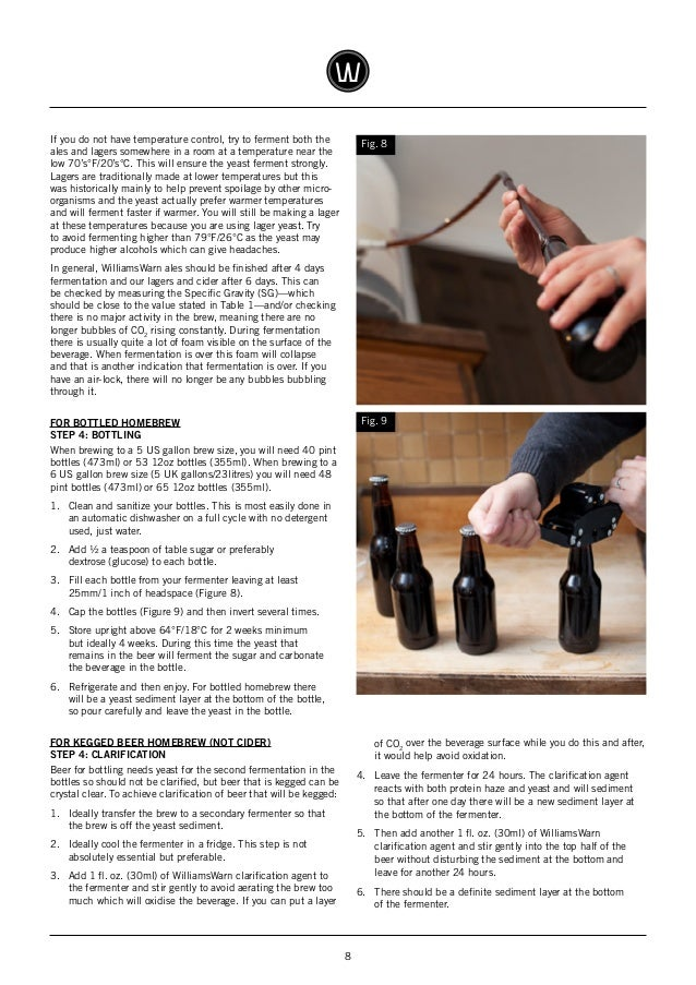 Ww traditional-homebrewing-instructions
