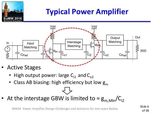 CMOS POWER AMPLIFIER PDF