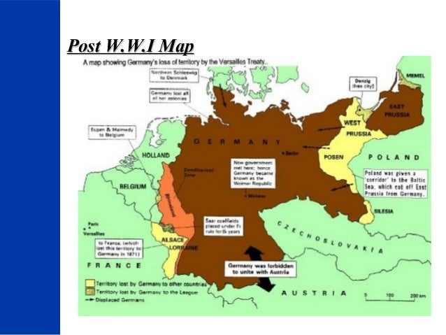 World war 1 us point of view post wwi mappost wwi map 47 gumiabroncs Choice Image
