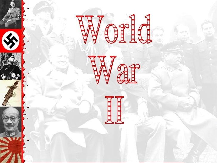 Quick Facts: A. War Costs   1. US Debt 1940 - $9 billion      US Debt 1945 - $98 billion   • The war cost $330 billion -- ...