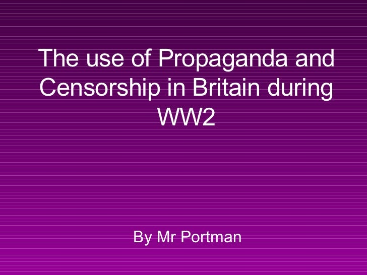 use of propaganda Use of propaganda in civil war: the biafra experience davies, patrick ediomi ( 1997) use of propaganda in civil war: the biafra experience phd thesis, london school of economics and political science (united kingdom.