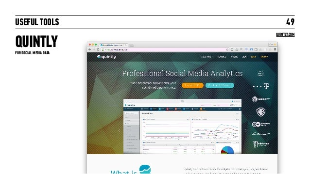 USEFUL TOOLS QUINTLY 49 QUINTLY.COM FOR SOCIAL MEDIA DATA