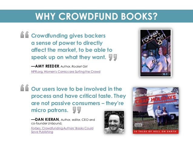 Crowdfunding Books WWC 2015 Slide 3