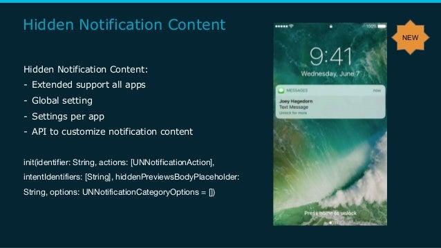 Hidden Notification Content Hidden Notification Content: - Extended support all apps - Global setting - Settings per app -...
