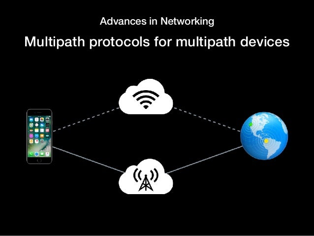 Advances in Networking Multipath protocols for multipath devices
