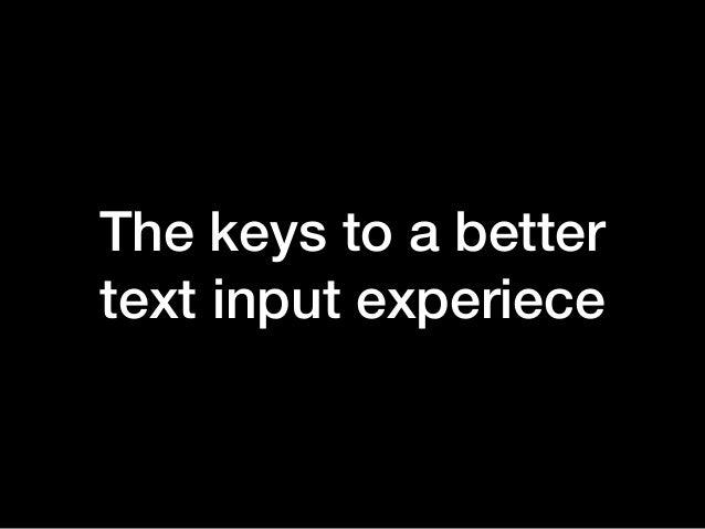 Text Input Context Identifier class ConversationViewController: UITableViewController, UITextViewDelegate { // ... other c...