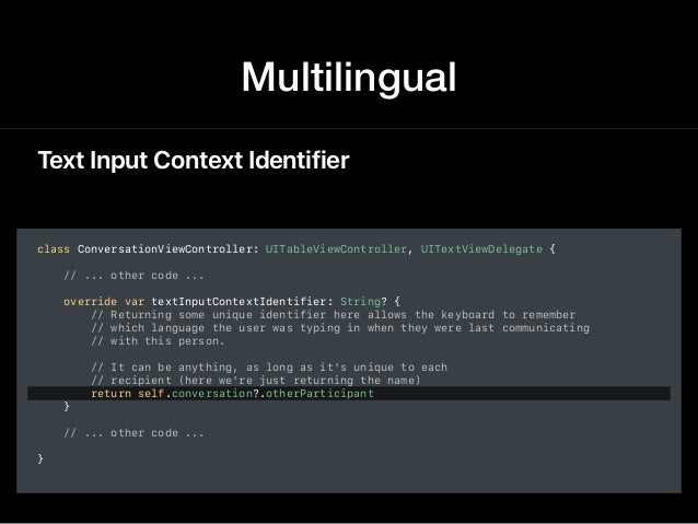 Content Types for Password AutoFill Introducing Password AutoFill for Apps WWDC 2017 NEW Log In UITextContentTypeUsername ...