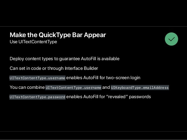 Associated Domains File Where to serve the file https://example.com/.well-known/apple-app-site-association https://example...
