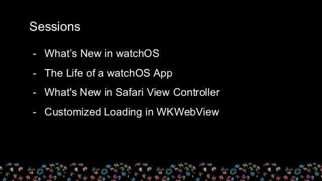 KKBOX WWDC17  WatchOS  - Dada Slide 2