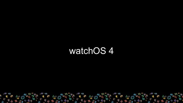 KKBOX WWDC17  WatchOS  - Dada Slide 3