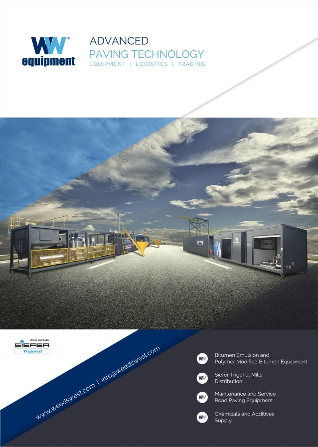 Polymer Modified Bitumen Process Description Bitumen Emulsion Process Description A bitumen emulsion is bitumen, which has...