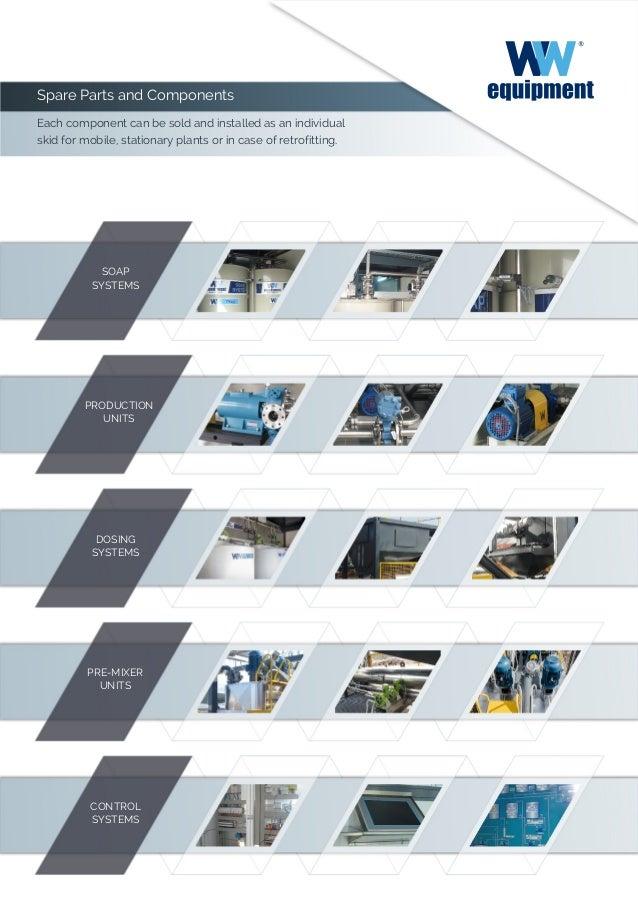 FEATURES - Diesel Generator - Mass System - Oil System - Used Oil Storage - Water Storage - Diesel Storage - Winch - Hidra...