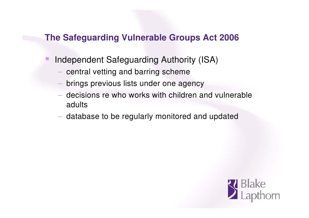 safeguarding vulnerable adults children Safeguarding policy for children, young people and vulnerable adults : contents   safeguard and promote the welfare of children and vulnerable adults also government guidance makes it clear that it is a shared responsibility, and  approved by both the adults and children's safeguarding boards.