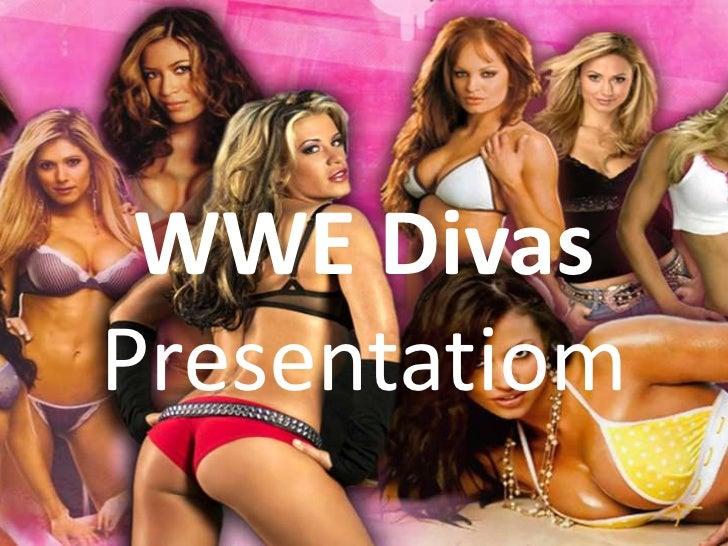 WWE DivasPresentatiom