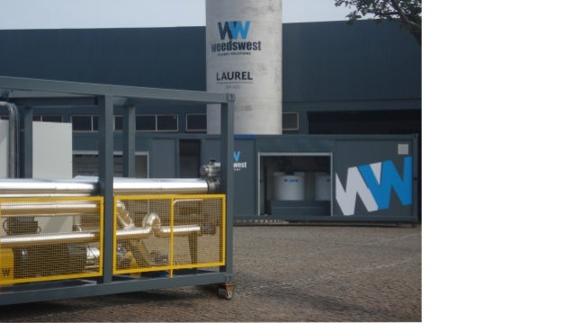 WWEquipment Equipamentos chave na mão WeedsWest Global Solutions Adding value to your projects Isotanks Tanques de armazen...