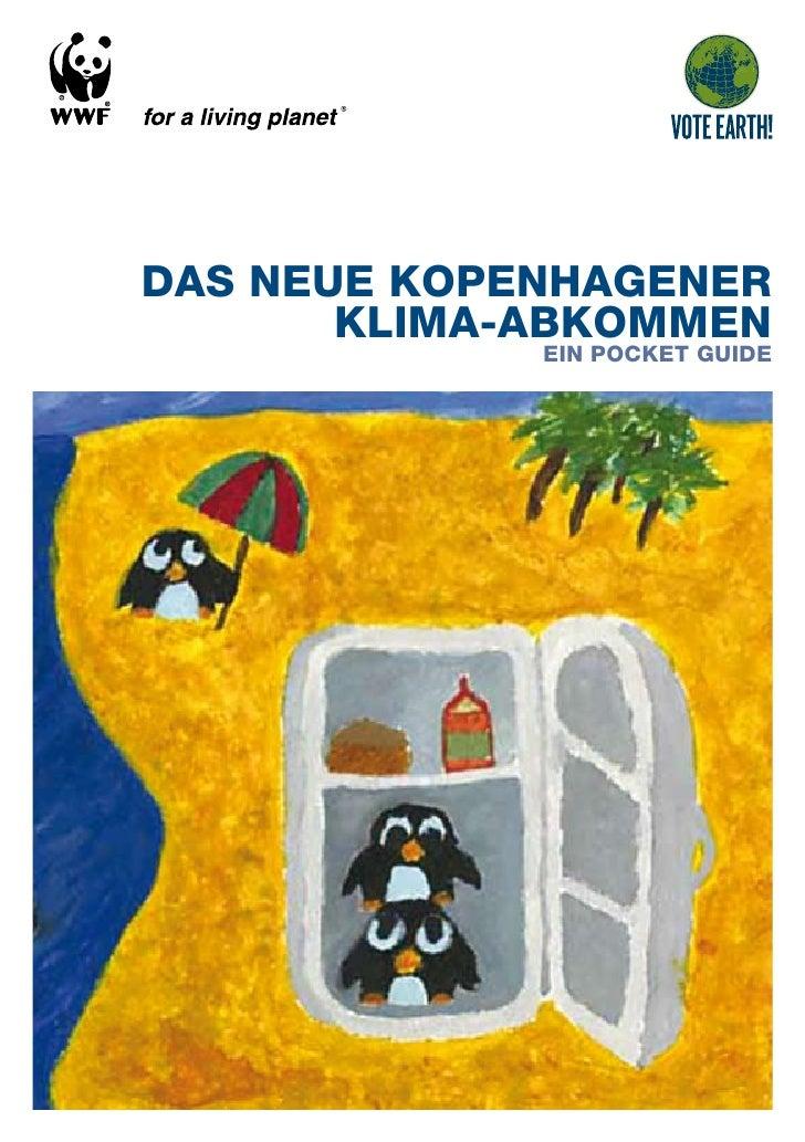 Das neue Kopenhagener        Klima-abKommen              ein pocKet guiDe                              1