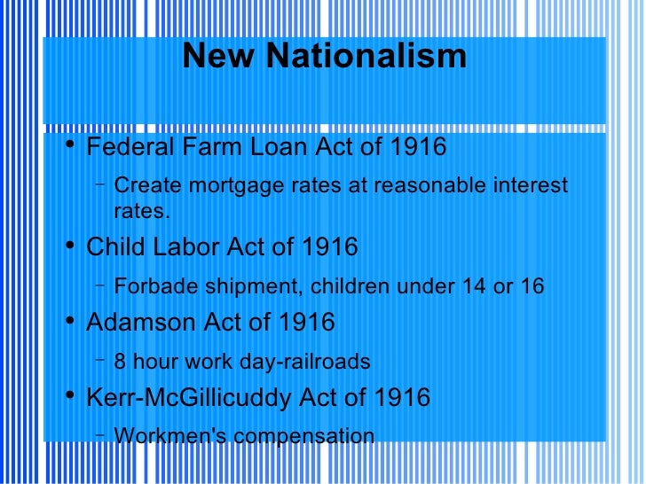 Federal Farm Loan Act Wwi
