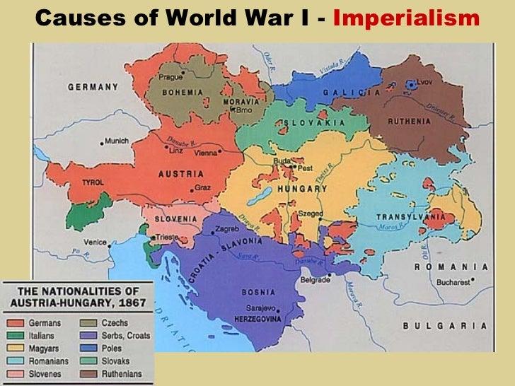 Nationalism imperialism and militarism led to world war i pan slavism in eastern europe