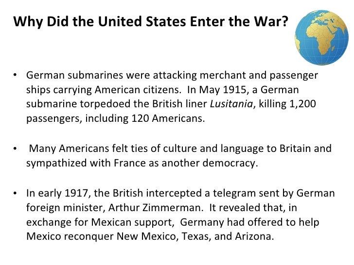WWI unabridged