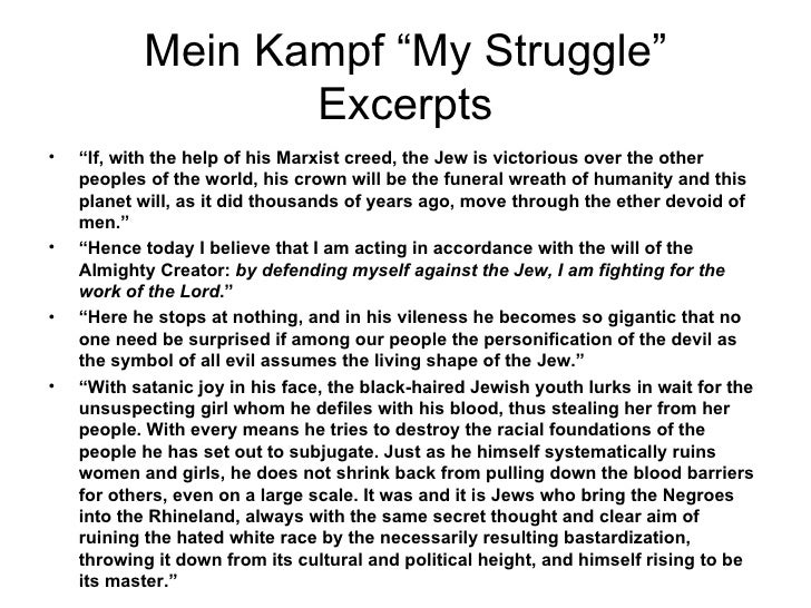 official english my struggle mein kampf photographic view stormfront
