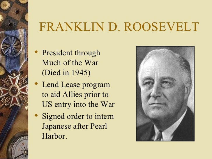 Fdr and us entry into wwii essay