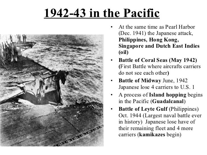 the turning points of world war ii Five turning points of world war ii 1942 battle of midway halts the japanese expansion in the pacific 1942-1943 battle of stalingrad ends nazi advances in europe.