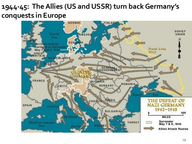 World War 2 at a glance